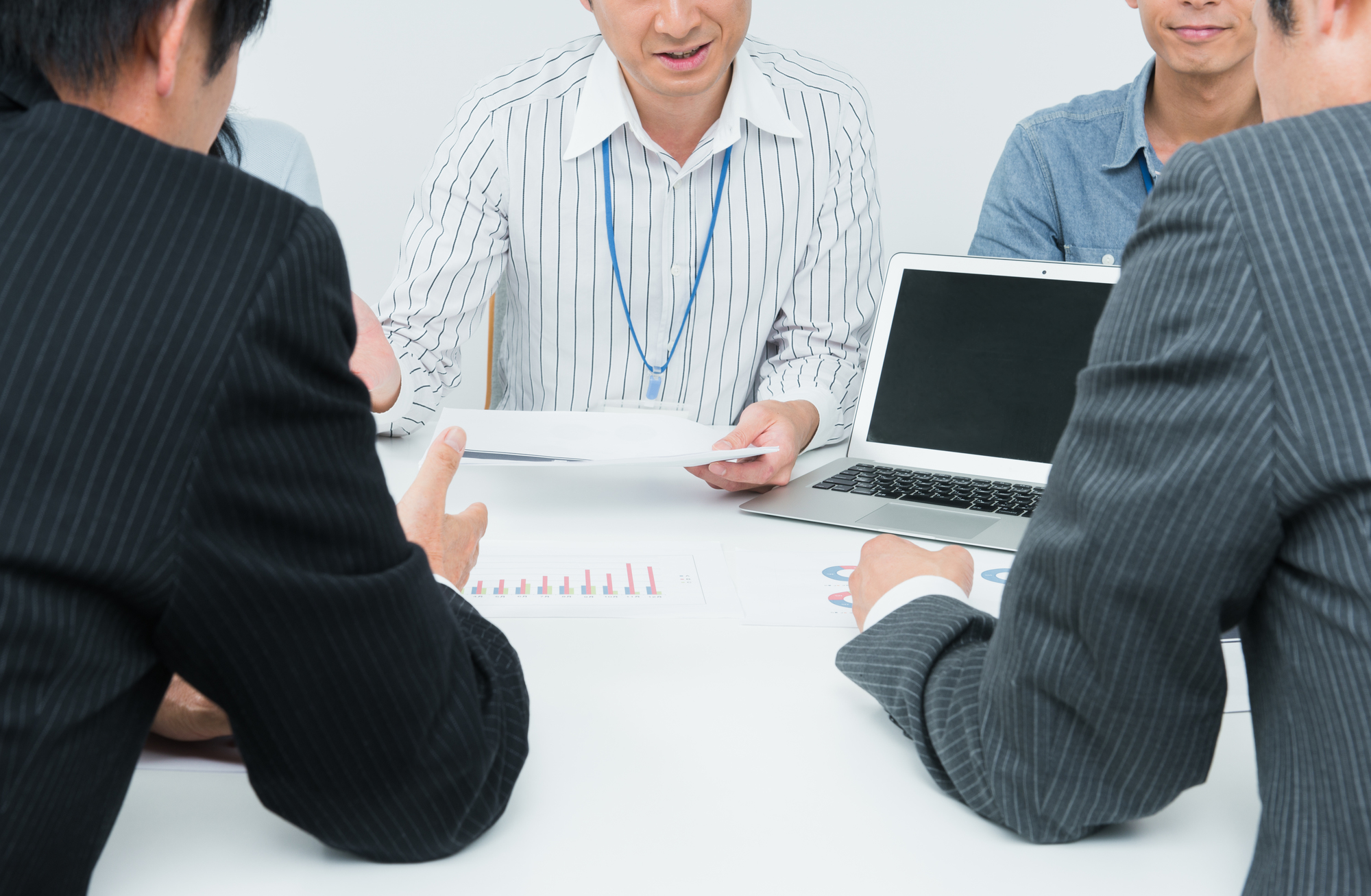CS品質向上のための豊富なサービスメニュー