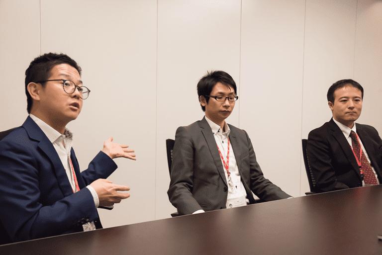 三菱UFJモルガン・スタンレー 証券株式会社様 導入事例