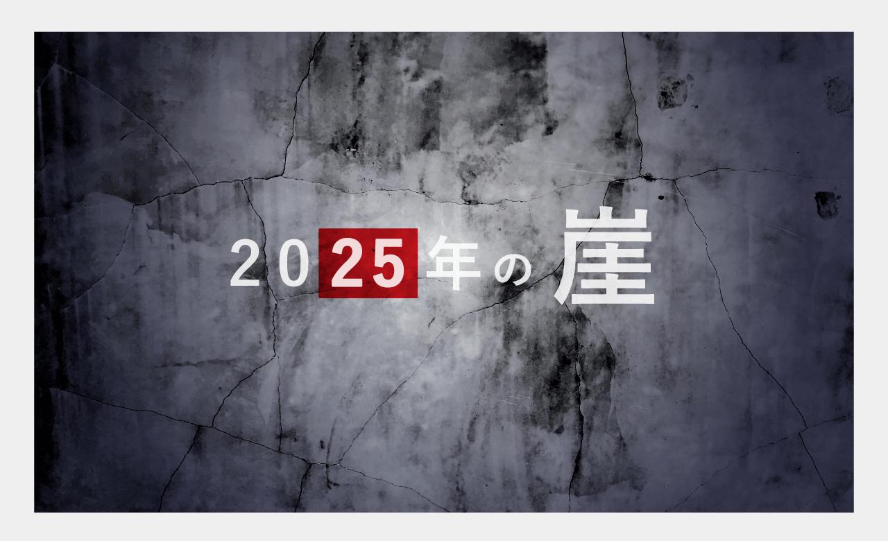 2025年の崖のイメージ