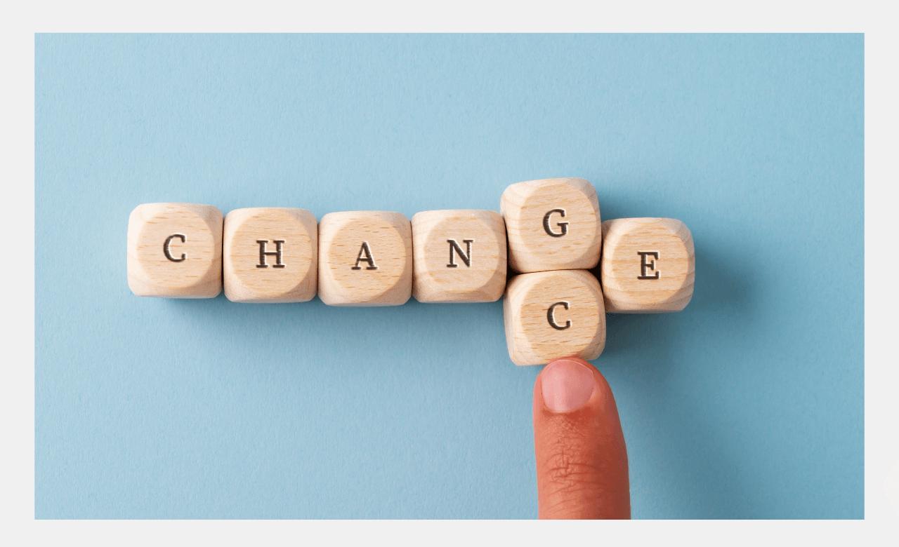 顧客の変化のイメージ