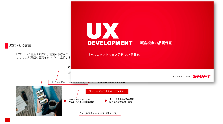 UXサービス紹介資料
